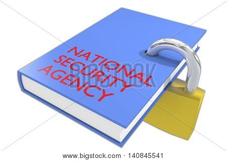 National Security Agency Concept