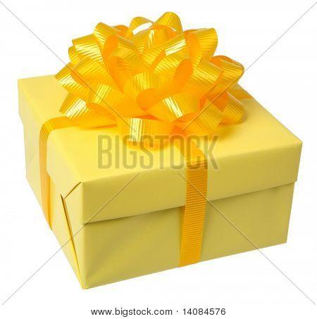 Yellow Present