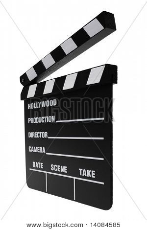 Hollywood Clapper Board