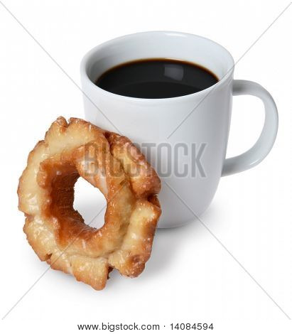 Coffe and Doughnut