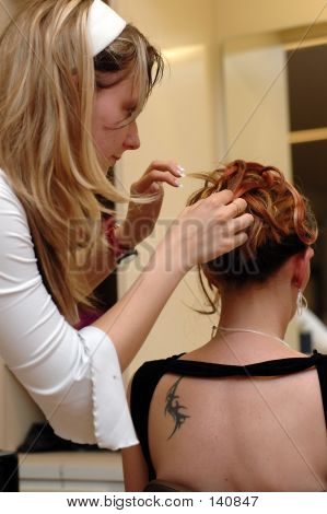 Hairdresser - Hair Dressing 4
