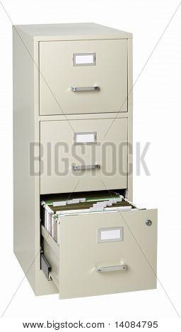 Gabinete de archivo