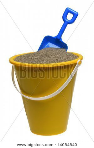 Pail of Sand