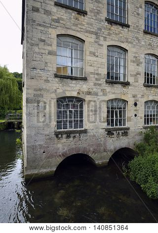 The Mill Brimscombe Port nr Stroud Gloucestershire
