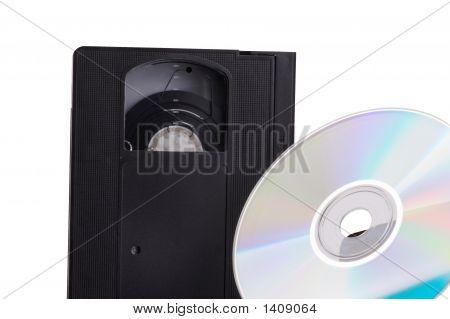 Dvd Contra Video Cassette
