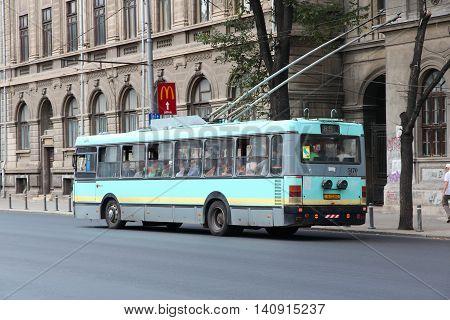 Bucharest Public Transport