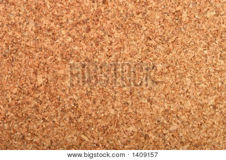 Cork Tile Background
