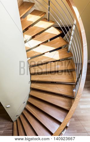 Modern And Beautiful Staircase Idea