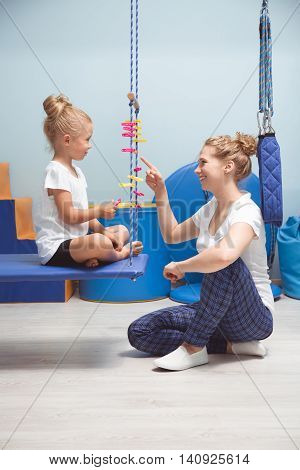 Sensory Integration Therapy For Children