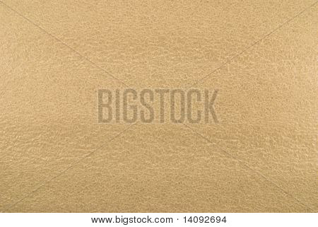 gold plastics leather