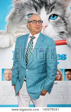 LOS ANGELES - AUG 1:  Barry Sonnenfeld at the