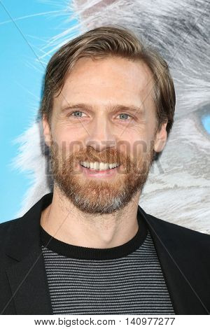 LOS ANGELES - AUG 1:  Teddy Sears at the