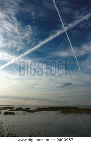 X In The Sky
