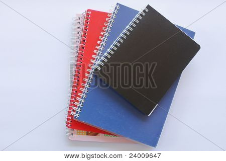 Stack Of Note Book