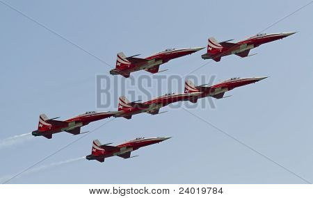 Swiss Air Patrol