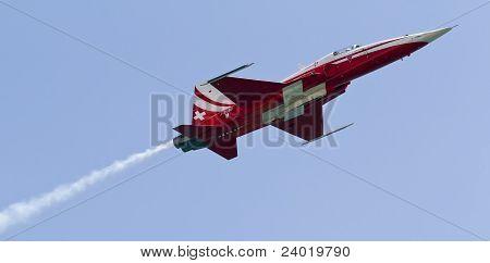 Swiss Air Patrol