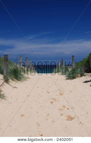 Beach Pathway 2