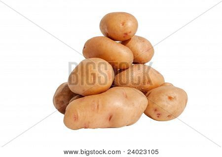 The potatos