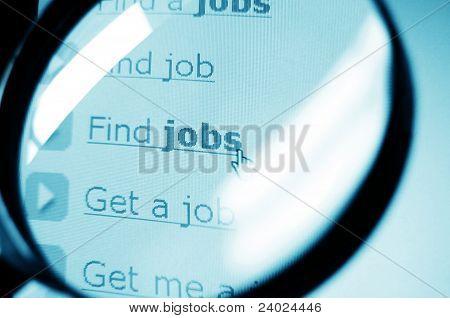 Encontrar puestos de trabajo