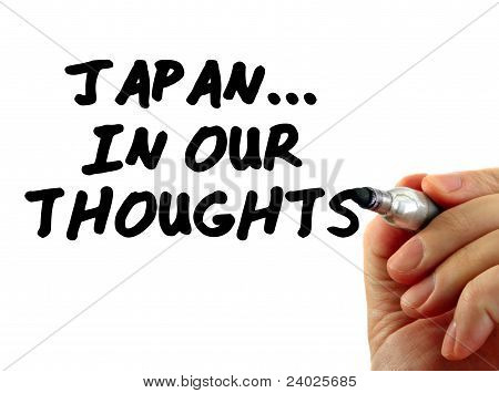 Japan Thoughts Text Writing Message