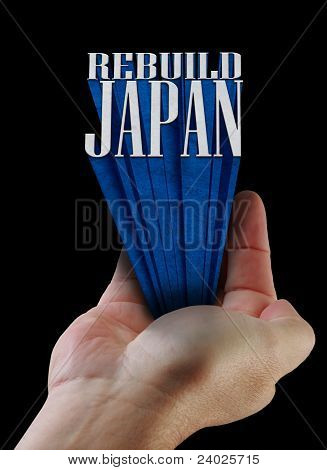 Japan Rebuild Text