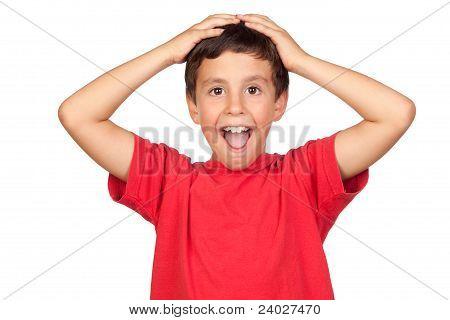 Surprised Child