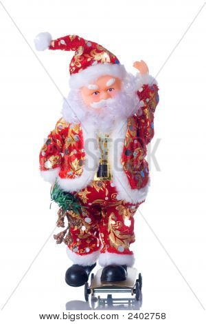 Toy Of Santa Claus