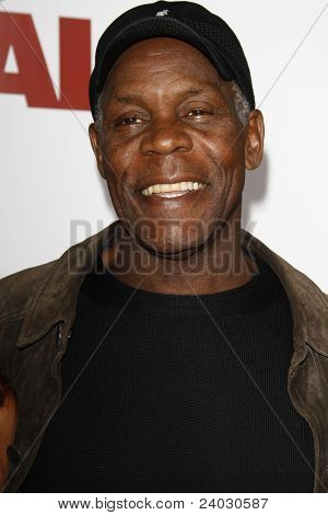LOS ANGELES - APR 12: Danny Glover at the World Premiere of 'Death At A Funeral' held at the Arclight Theater in Los Angeles, California on April 12, 2010