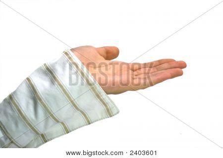 Hand Begging