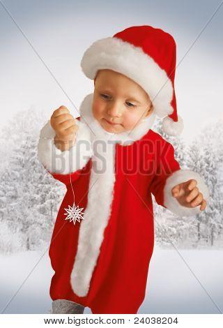 Baby Santa