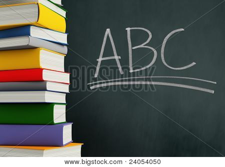 ABCs & textbooks