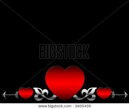 Valentine Page Background
