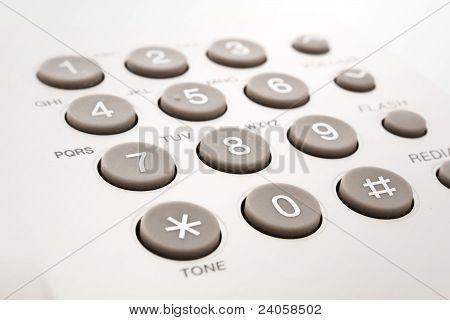 Phoe Keypad