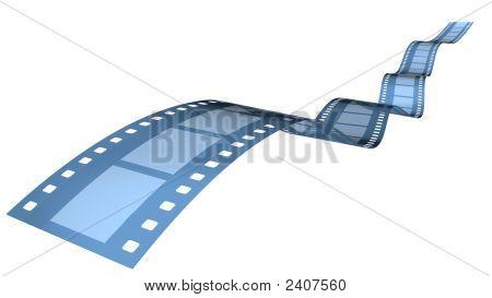 35 Mm Blue Film