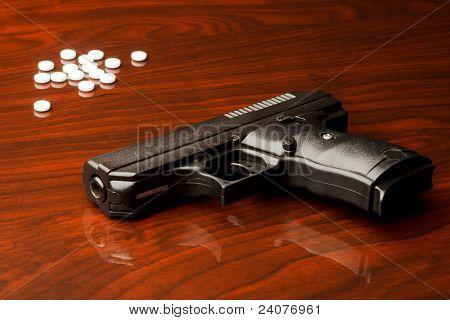 Handgun Pills