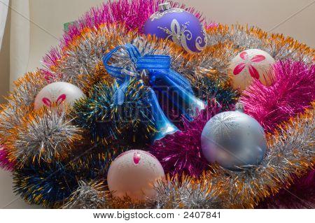 Christmas Tree Decarations