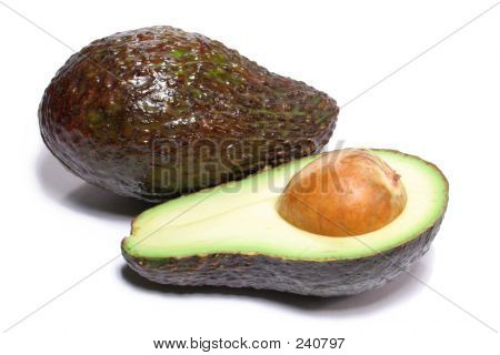 Avocado And A Half