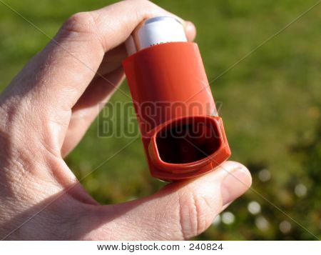 Inhaler Horizontal