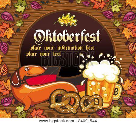 Oktoberfest Decoration