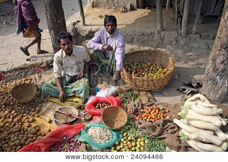 Vegetables Market