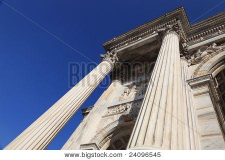 corinth column
