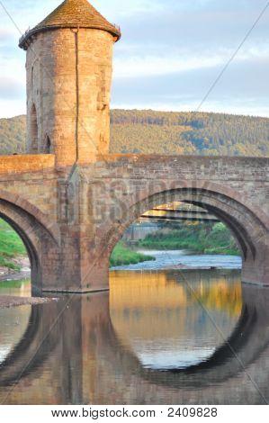Monnow Brücke