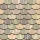 color roof tiles seamless