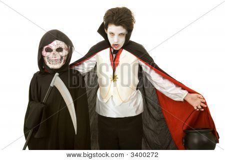 Vampir und Reaper