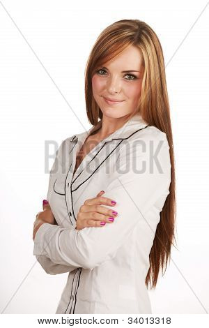 Young Adult Woman