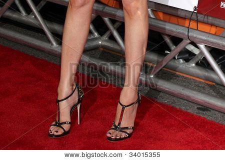 "LOS ANGELES - JUN 15:  Elizabeth Banks arrives at the ""People LIke Us"" LAFF Premiere at Regal Cinemas at LA Live on June 15, 2012 in Los Angeles, CA"