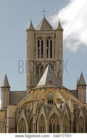 St Nicolas church Gent