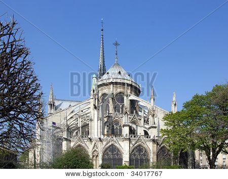 Notre Dame de Paris Paris