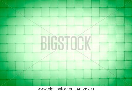 Green Background With Vignetting