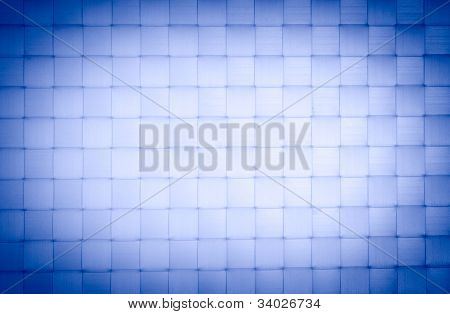 Blue Background With Vignetting